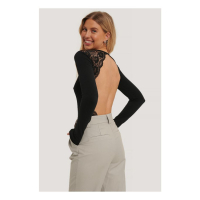 NA-KD Party Women's 'Detail Open Back' Body