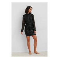 NA-KD Party Women's 'Rouched' Dress