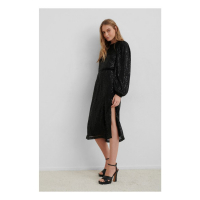 NA-KD Party Women's 'Balloon Sleeve' Dress