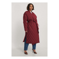 NA-KD Trend Women's 'Quilted' Coat