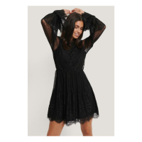 NA-KD Party Women's 'Frill' Dress