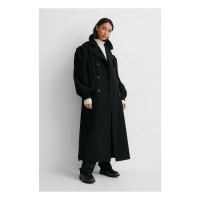 NA-KD Trend Women's 'Belted' Coat