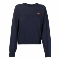 Kenzo Women's 'Tiger-Patch' Sweatshirt