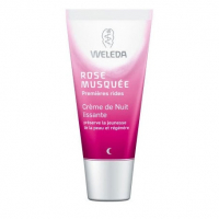Weleda Wildrose Night Smoothing Cream - 30 ml