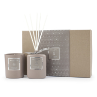 Bahoma London Gift Set - Coconut, Egyptian Iris 2 Pieces