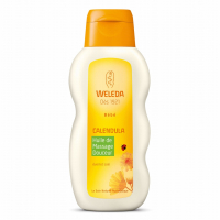 Weleda Calendula Baby Massage Oil - 200 ml