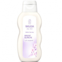 Weleda White Malve Baby Body Milk - 200 ml