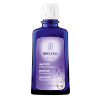 Weleda Lavender Relaxing Bath Cream - 200 ml