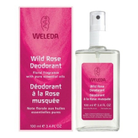 Weleda Wildrose Deodorant - 100 ml