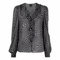 Pinko Women's 'Psychedelic' Blouse