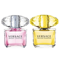Versace 'Bright Crystal & Yellow Diamond' Perfume Set - 2 Pieces