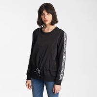 Karl Lagerfeld Women's 'Hi-Low' Sweater