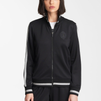 Karl Lagerfeld Women's 'Stripe Track' Jacket