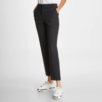 Karl Lagerfeld Women's 'Houndstooth' Trousers