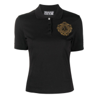 Versace Jeans Couture 'Embroidered' Polohemd für Damen