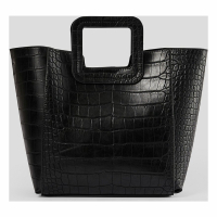 NA-KD Accessories Sac Shopper 'Squared Handle' pour Femmes