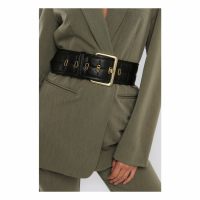 NA-KD Accessories Ceinture 'Quilted' pour Femmes