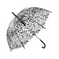 Blooms of London 'Heart Leaf' Umbrella