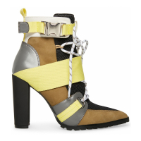 Steve Madden Booties 'Illusion Mesh' pour Femmes