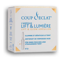Coup d'Eclat 'Lift and Light' Anti-aging treatment - 7 Ampules, 1 ml