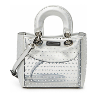 Betsey Johnson Women's 'Sparkle Stud' Crossbody Bag