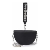 Betsey Johnson Women's 'Half Moon' Crossbody Bag
