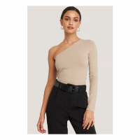NA-KD Women's One Shoulder Top