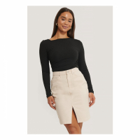 NA-KD Trend Women's 'Gathered' Top