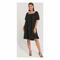 NA-KD Boho Women's 'Structured Square Neck' Dress