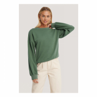 AFJ x NA-KD 'Big Arms' Sweatshirt für Damen