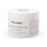 Nacomi 'Almond Oil' Hair Mask - 200 ml