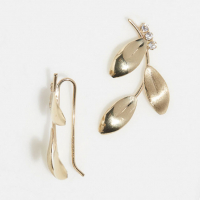 By Colette Women's 'Brillants Petals' Earrings
