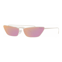 Prada Women's 'PR 64US67-YZ' Sunglasses