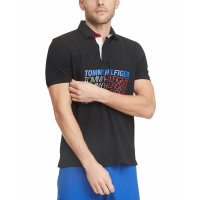 Tommy Hilfiger Men's 'Logo Wicking' Polo Shirt