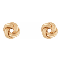 By Colette Women's 'Noeud Torsadé' Earrings