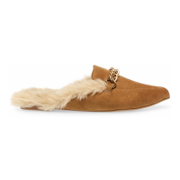 Steve Madden Mules 'Forseen-F Fluff Chained' pour Femmes