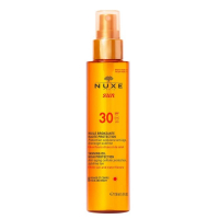 Nuxe Sun  Tanning Oil Face & Body SPF 30 - 150ml