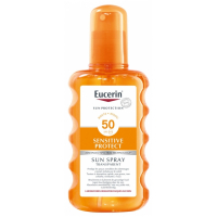 Eucerin Sun - Sun Spray Transparent  Körper SPF 50 - 200ml