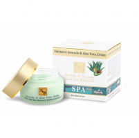 Health & Beauty Intensive Avocado & Aloe Vera Cream - 50 ml