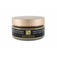 Health & Beauty Purifying Mud Mask for Sensitive & Acne Skin