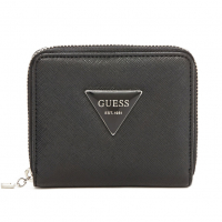 Guess Wallet 'Abree Small Zip-Around' pour femmes