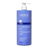 Uriage Baby Foaming & Cleansing Cream - 1L