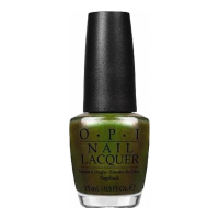 OPI 'Green On The Runway' Nagellack