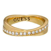 Guess 'Crystal Eternity' Ring