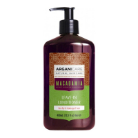 Arganicare Macadamia Leave In Conditioner 400 ml