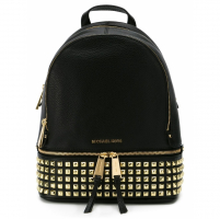 MICHAEL Michael Kors 'Rhea' Small Studded Backpack 18K