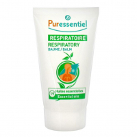 Puressentiel Respiratory Balm with 19 Essential Oils - 50 ml