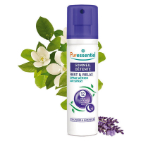 Puressentiel Rest & Relax Spray with 12 Essential Oils - 75 ml
