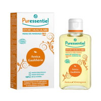 Puressentiel Muscle Relaxing Organic Massage Oil - 100 ml