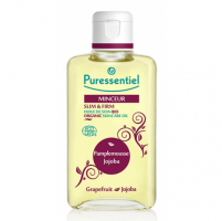 Puressentiel Slimmness : Organic Massage Oil - 100 ml